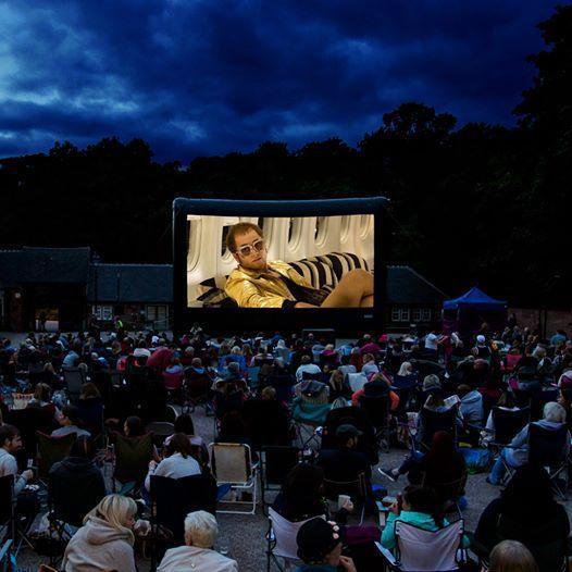 Rocketman (15) - Outdoor Cinema season at Markeaton Park