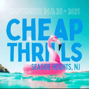 Cheap Thrills Motorcycle Show and Swap Seaside