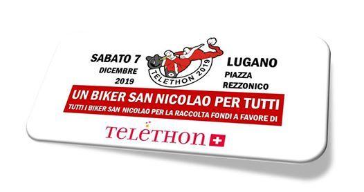 San Nicolao Bikers a sostegno di Telethon