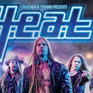 HEAT & Crazy Lixx - Live in Melbourne