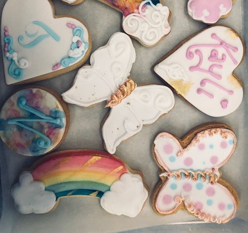 Cookie Decorating Class Part 1 CLASS FULL at Cordie's Cake ...