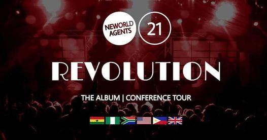 NeworldAgents 2021 | Ghana, 14 August | Event in Accra | AllEvents.in