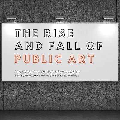 The Rise and Fall of Public Art - Group 2