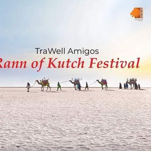 White Rann of Kutch Festival  Bhuj Sightseeing