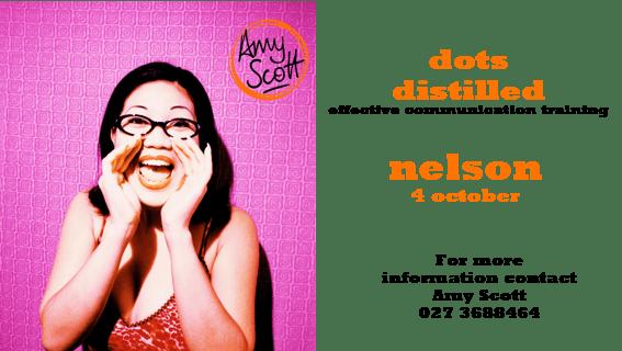 dots distilled effective communication training (Nelson)