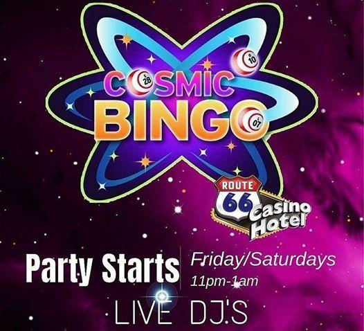 cosmic bingo casino