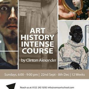 Art History Intense Course by Clinton Alexander