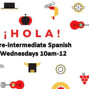 Pre-intermediate Spanish