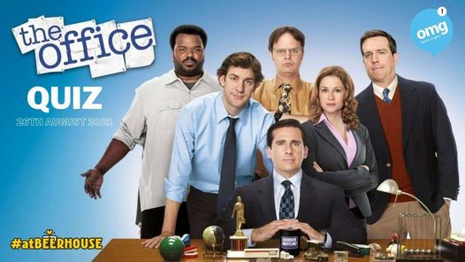 The Office Themed Quiz Night hosted by OMG Quiz Nights, 26 August   Event in Bellville   AllEvents.in