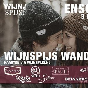 WijnSpijs Wandeling Enschede