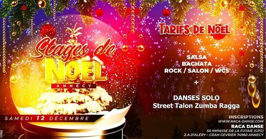 STAGES de NOEL  + PRATIQUE, 11 December | Online Event | AllEvents.in