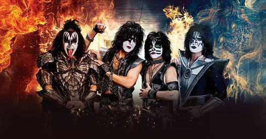 OFFICIAL: KISS: End of the Road World Tour, 13 October | Event in Burgettstown | AllEvents.in