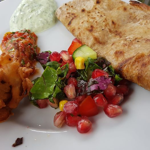 Learn to Cook Tandoori dishes naans salad dips