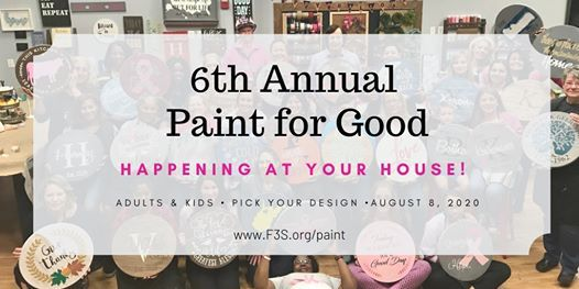6th Annual Paint for Good Charity Event