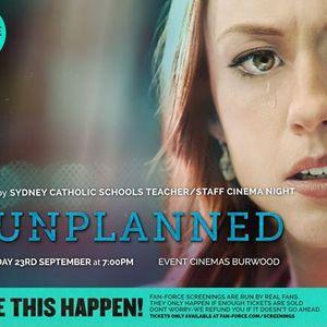 Unplanned - Event Cinemas Burwood