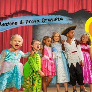 Percorso Propedeutico di Teatro per Bambini