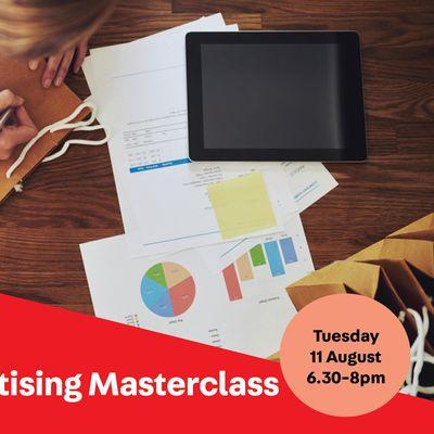 WEBINAR  Small business advertising masterclass.
