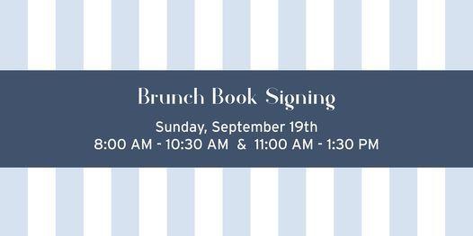 Brunch Book Signing, 19 September   Event in Mystic   AllEvents.in