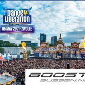 boostbussen.nl naar Dance 4 Liberation 2021