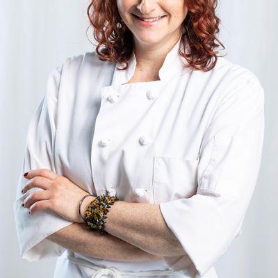 Chef Anne Wolf