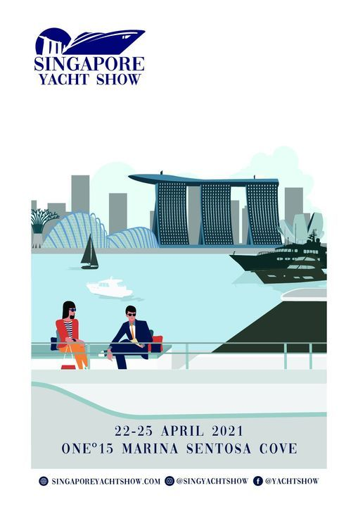Singapore Yacht Show 2021, 22 April | Event in Singapore | AllEvents.in