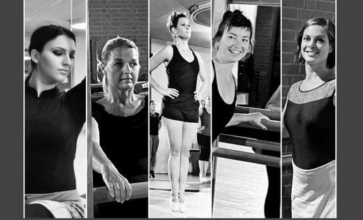 BALLET WORKOUT  - lessenreeks 30+, 6 September | Event in Kortrijk | AllEvents.in
