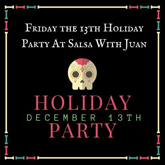Salsa With Juan Holiday Party 2019