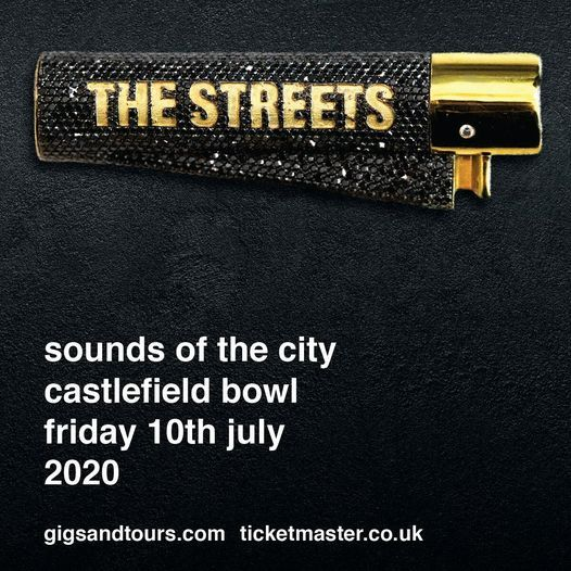 The Streets at Sounds of the City 2020 – Manchester, 24 September   Event in Manchester   AllEvents.in