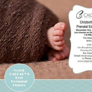 Childbirth Essentials Prenatal Classes