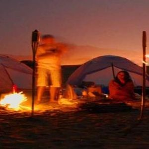 1 Night Camping Trip to Kund Malir Beach