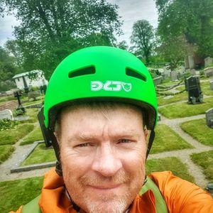 Cykelvandring i Ekoparken