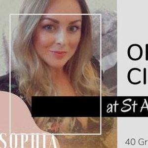 Open Development Circle with Sophia Ferguson