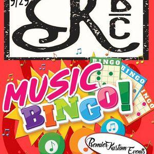 Music Bingo at KBC