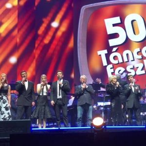 50 ves Tncdalfesztivl koncert 2022 - Budapest Arna