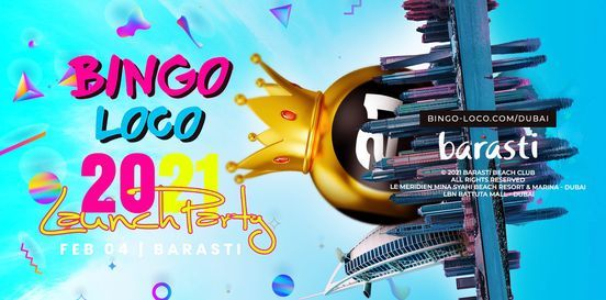 Bingo Loco Dubai, Paddys Special - Thursday, March 18th, 18 March | Event in Dubai | AllEvents.in