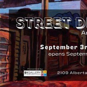 Street Dreams - Art by Jeff Wilson
