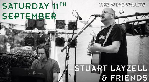 Live Music - Stuart Layzell, 11 September | Event in Banbury | AllEvents.in