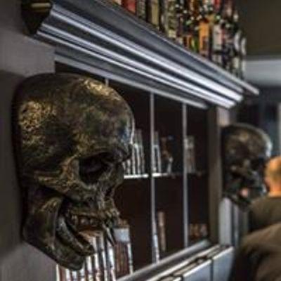 Skulls Rock/Metal café