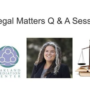 Legal Matters Q & A Session with Attorney Ashley Turner