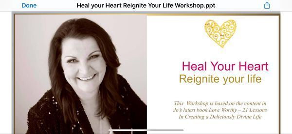 Heal Your Heart - Reignite Your Life, 23 January | Online Event | AllEvents.in