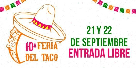 10 Feria del Taco