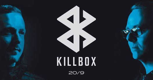 Killbox (Ed Rush & AudioUK) ROXY