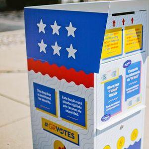 Voter Registration Days at GRPL  Westside Branch