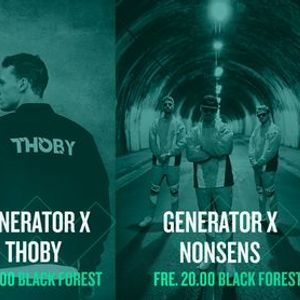 Generator x THOBY x Nonsens x Rope of Dope