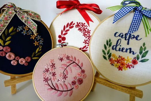 Modern Hand Embroidery - Beginner