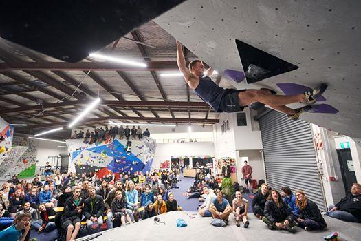 CNZ Open Boulder Champs