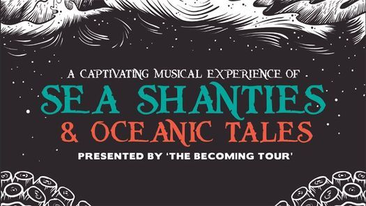 A Musical Adventure of Sea Shanties & Oceanic Tales, 8 October | Event in Taunton | AllEvents.in