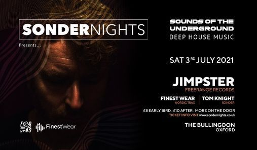 'Sounds Of The Underground', 3 July | Event in Oxford | AllEvents.in