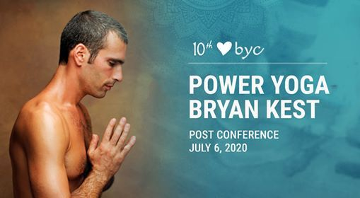 Power Yoga with Bryan Kest  10th BYC