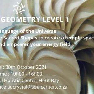 Sacred Geometry Level 1